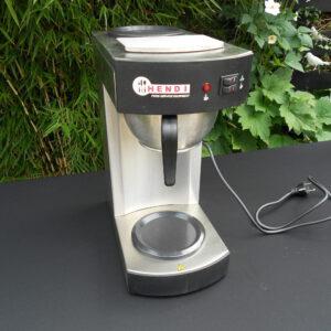Koffiezetapparaat en warmwaterketel