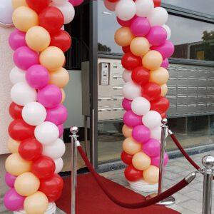 Ballonnen en helium